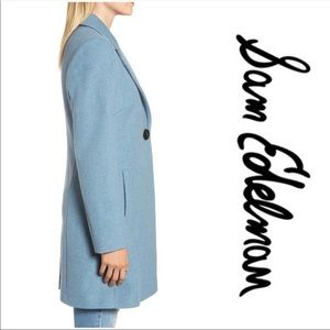 Sam Edelman Jackets & Coats - Sam Edelman Blazer Coat/Jacket (Light Blue)